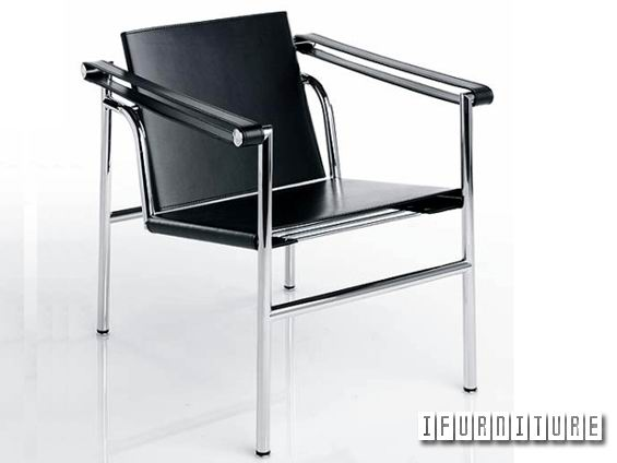 Basculant Chair By Le Corbusier Lc1