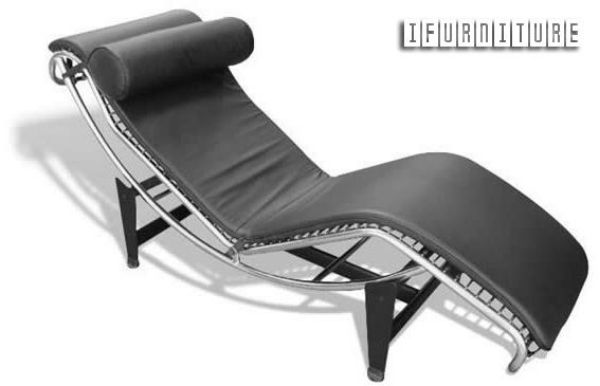 Picture of LC4 Chaise Lounge *Italian Leather or Pony Hide