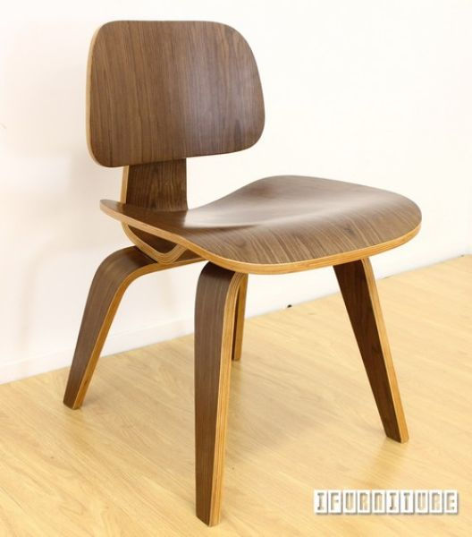 Perfekt Picture Of Eames Lounge Chair Wood   LCW Replica