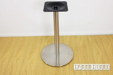 Picture of TIDA 45 Round Stainless Steel Table Base