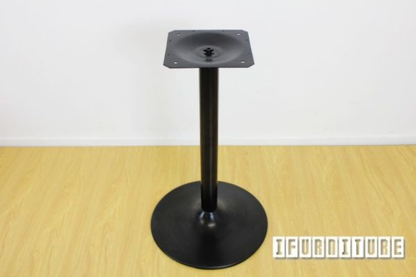 Picture of MARLO 38/45/50/55/60/68 Black Steel Table Base Series