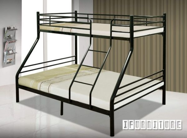 Picture Of Seattle Double Single Bunk Bed