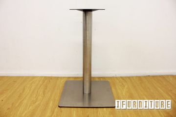Picture of TIDA 45 Square Stainless Steel Table Base