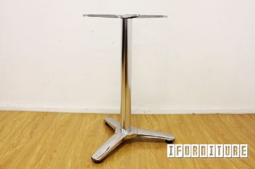 Picture of ROMA 30 Three-foot Stainless Steel plated Table Base