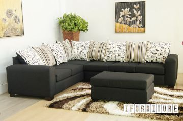 Picture of ATLAS Series Corner Sofa *Made by Order in NZ