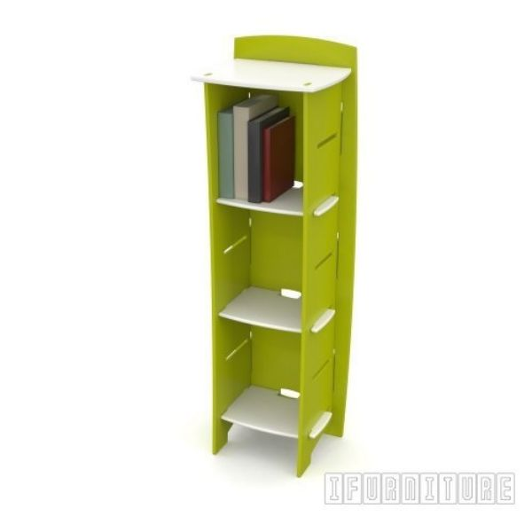 Picture of Legare FROG Bookshelf by Legaré *Tool Free