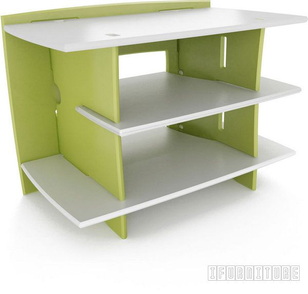 Picture of Legare FROG Entertainment & Gaming Stand by Legaré *Tool Free