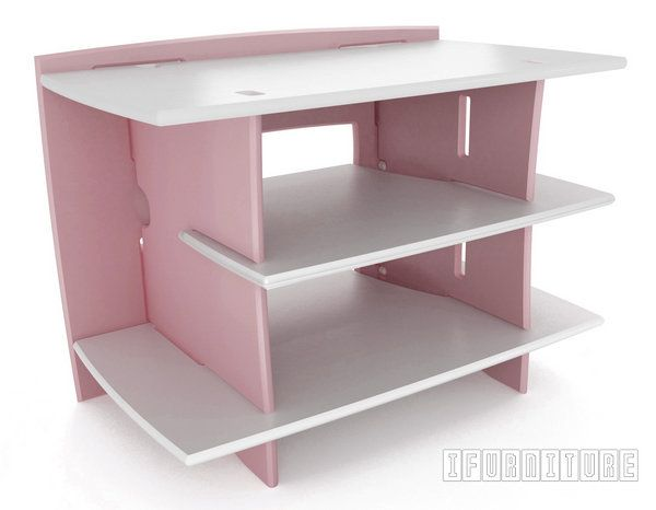 Picture of Legare PRINCESS Entertainment & Gaming Stand by Legaré *Tool Free