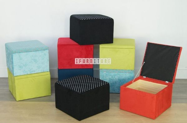 Picture of EDEN Ottoman *NZ Made With Any Fabric