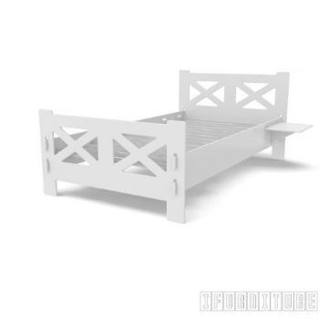 Picture of Legare COTTAGE Single Size Toddler Bed By Legaré *Tool Free