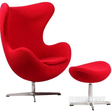 Picture of EGG Chair Replica *Fiber Glass & Wool