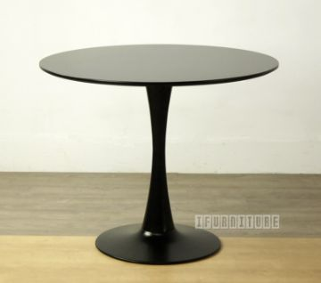 Picture of TULIP ROUND Dining Table *Dark