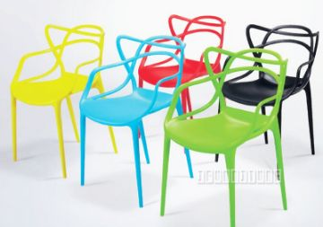 Picture of ALICIA Cafe Chair *Green