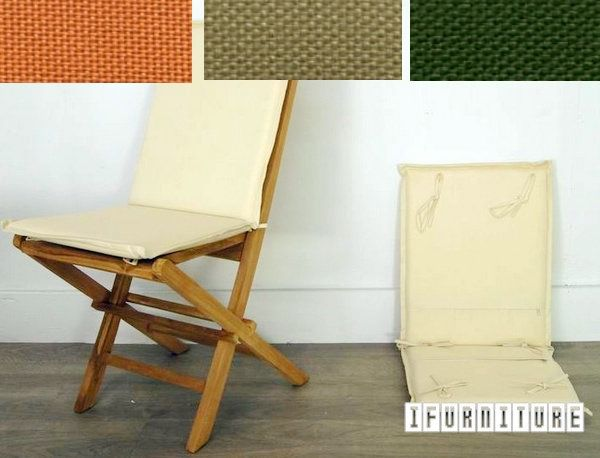 Picture Of Cushion For Bali Foldable Chair Beige