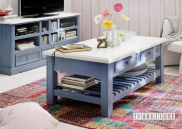 Picture of FALUN 2 Drawer Coffee Table