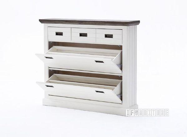 Gomera Large Shoe Cabinet