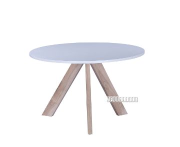 Picture of NORWICH Round Table with Beech Legs