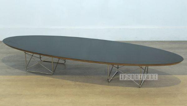 Replica Eames Wire Base Elliptical Table