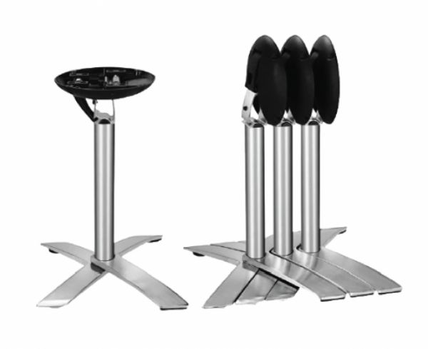 Picture of VENICE Folding Aluminium Table Base