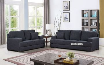 Picture of KARLTON 3+2 Sofa Range *Dark