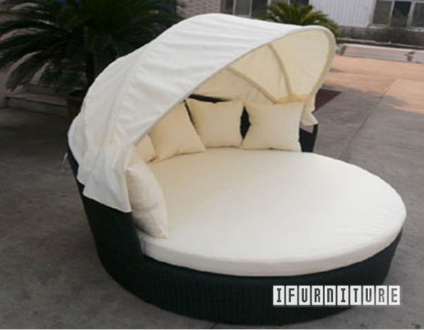 Picture of HUKA Rattan Daybed