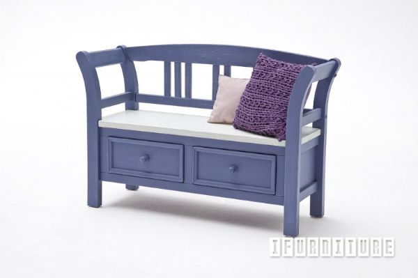 Picture of FALUN Bench Seat with Drawers