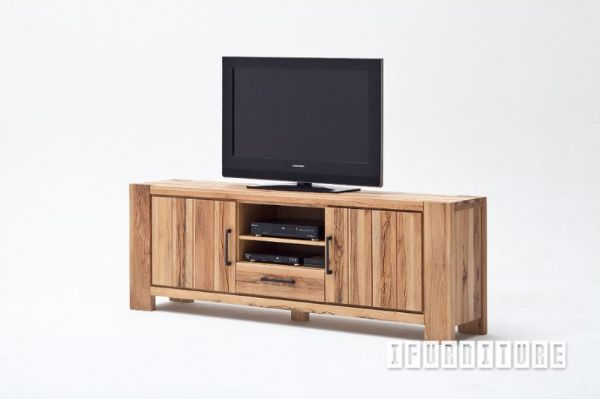 Picture of CARDIFF 206 TV Unit *Solid European Wild Oak & Made in Europe
