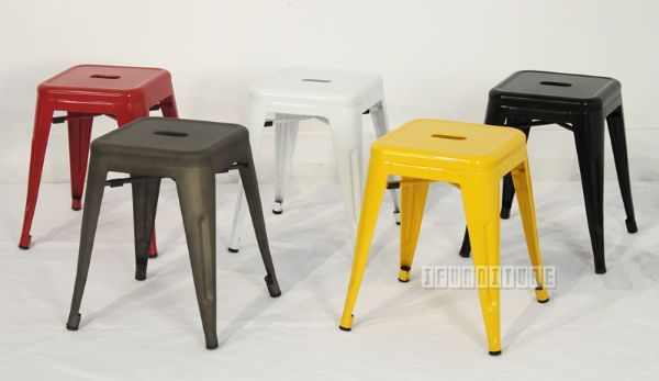 Picture of TOLIX Replica Stool Seat H44