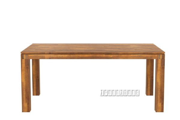 Picture of ASTON Solid Acacia 180 Dining Table