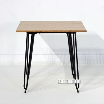 Picture of CARTER Dining Table with Bamboo Top