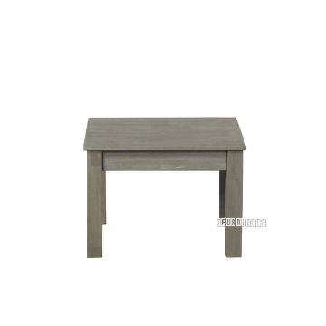 Picture of PHILIPPE Acacia Side Table *Silver Grey