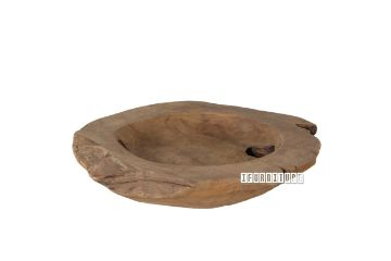 Picture of DECO T100 Teak Bowl *Solid Teak