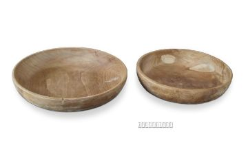 Picture of DECO Smooth Bowl *Solid Teak