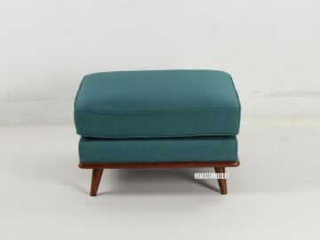 Picture of PANAMA Ottoman *Beach Blue