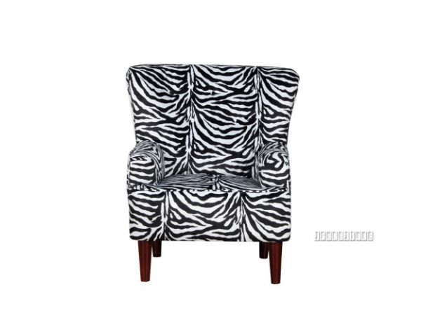 Ordinaire Picture Of ZEBRA Lounge Chair
