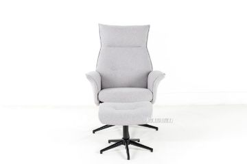 Picture of SEVERN Lounge Chair with Ottoman