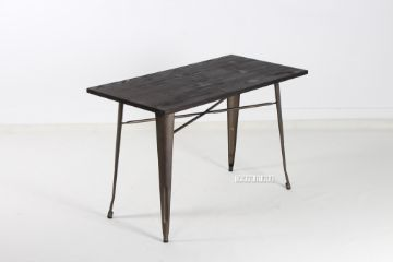 Picture of TOLIX Replica Tables *Gun Metal Color Leg