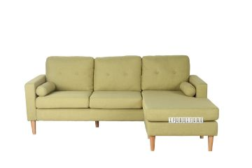 Picture of CHARD/ SHARD  Green Reversible Sectional Sofa