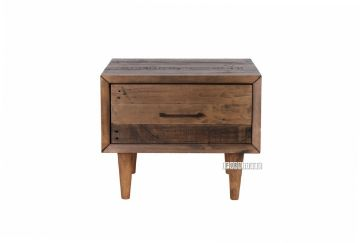 Picture of HENDRIX Lamp Table *Solid Reclaimed Pine