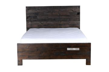Picture of RANCH Bed in Queen Size *Solid Reclaimed Pine