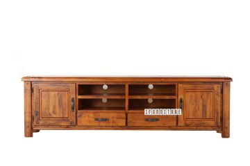 Picture of FOUNDATION Rustic Pine 226 Large Entertainment Unit