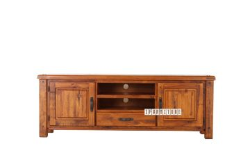 Picture of FOUNDATION Rustic Pine 185 Medium Entertainment Unit