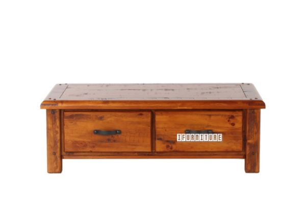 Picture of FOUNDATION Rustic Pine Coffee Table
