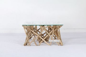Picture of WILDBRANCH 80 Coffee Table *Solid Teak