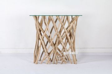 Picture of WILDBRANCH Solid Teakwood Console Table