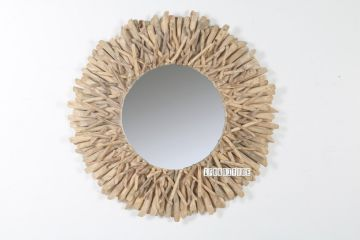 Picture of ARTHER Sun Mirror *Driftwood