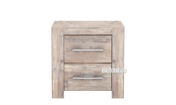Picture of ARYA Bedside Table *Solid Acacia