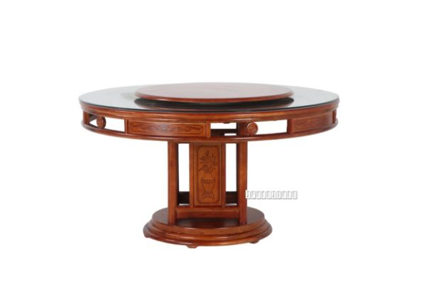 Picture of MING Dining Table*Solid Elm