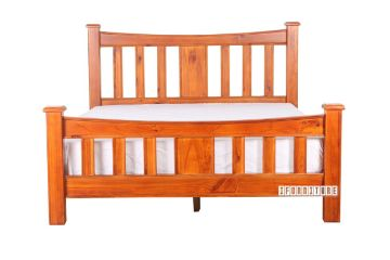 Picture of ISABELLA Queen Bed *Solid Pine