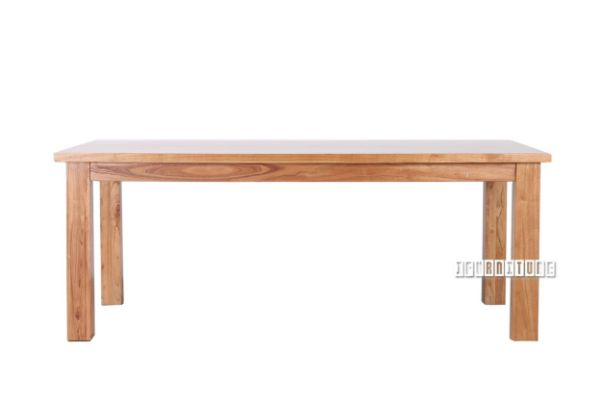 Picture of UMBRIA Mindi Wood 1.8m / 2m Dining Table